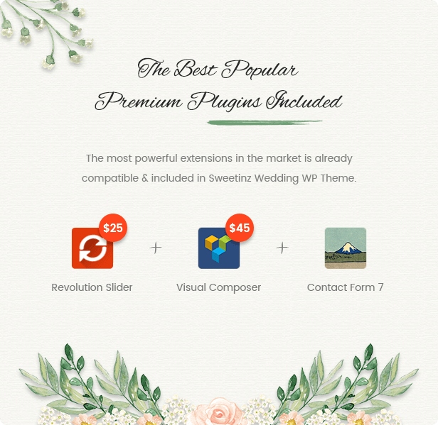 WordPress tema de boda